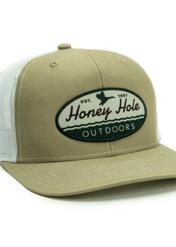 Honey Hole Oval Duck Hat