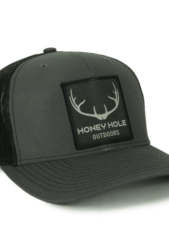 Honey Hole Buck Square Hat