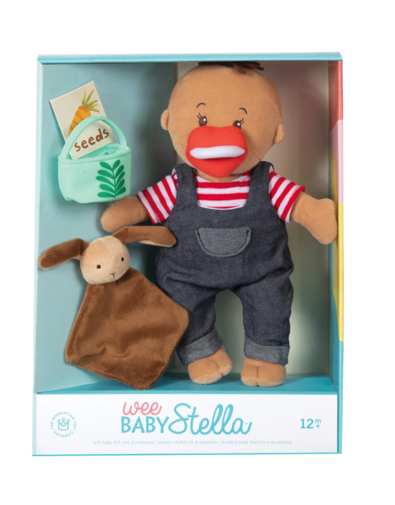 Manhattan Toy Wee Stella Farmer Set