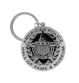 APHF Black & Silver Keychain