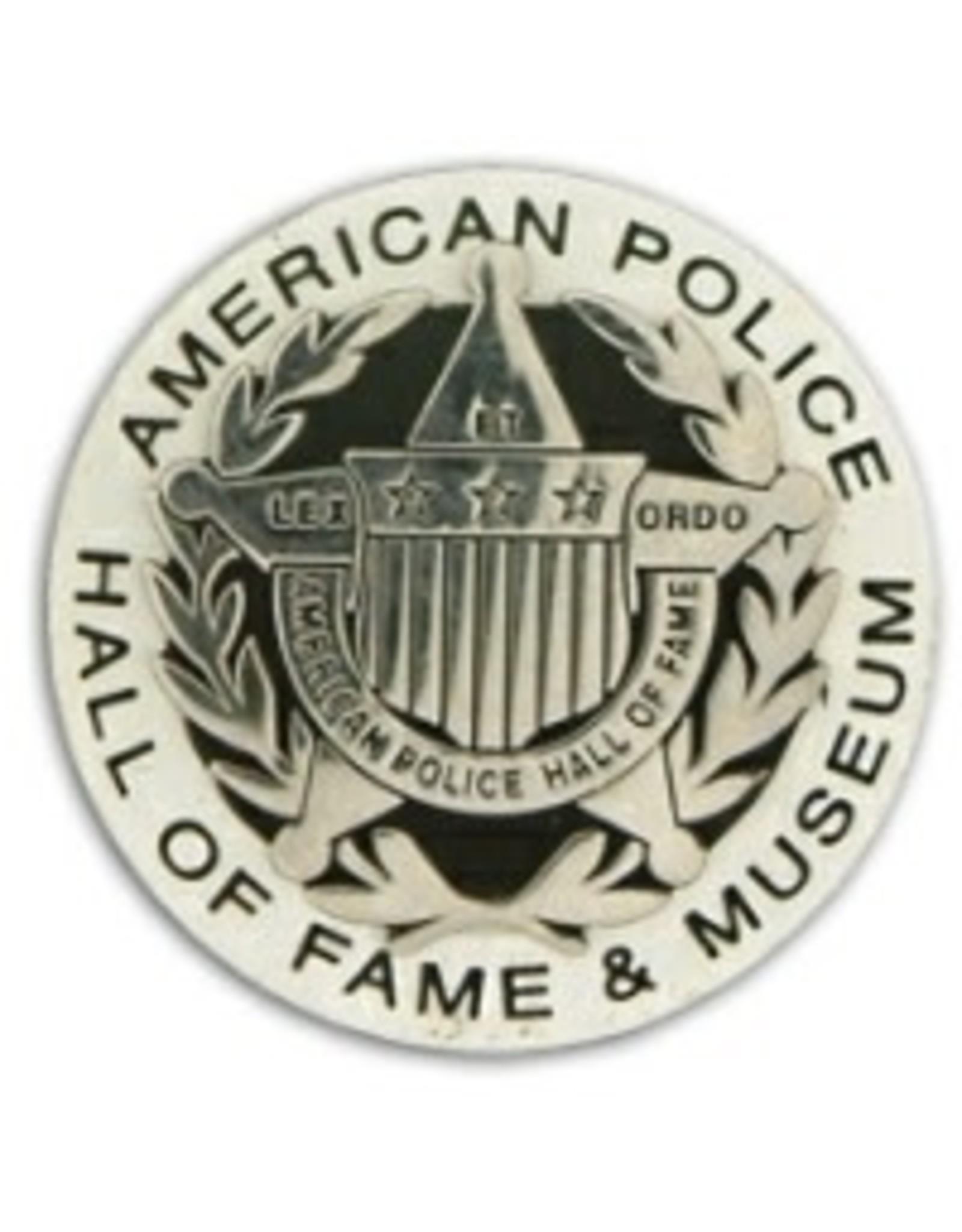 APHF Silver & Black Magnet