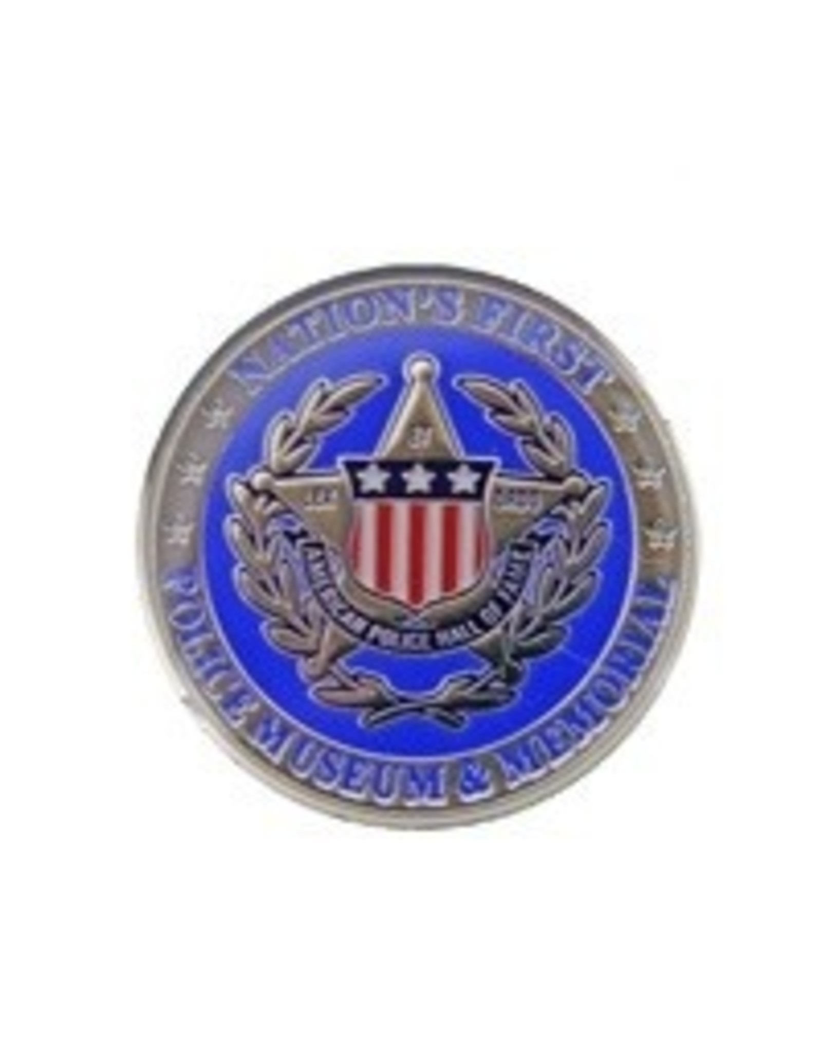 St. Michael Challenge Coin