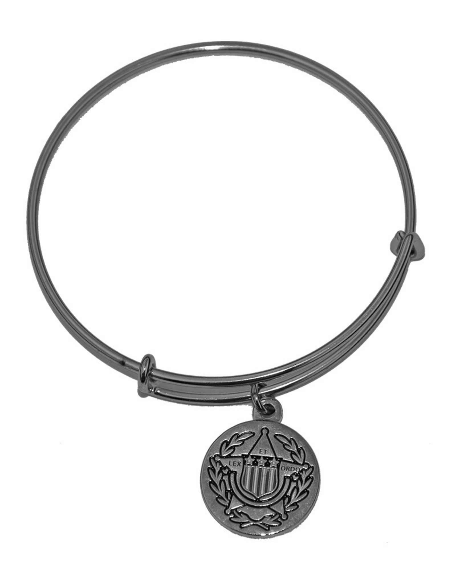 APHF Silver Bracelet