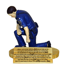Hear Our Prayer Figurine
