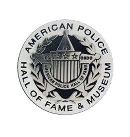 APHF Black & Silver Pin