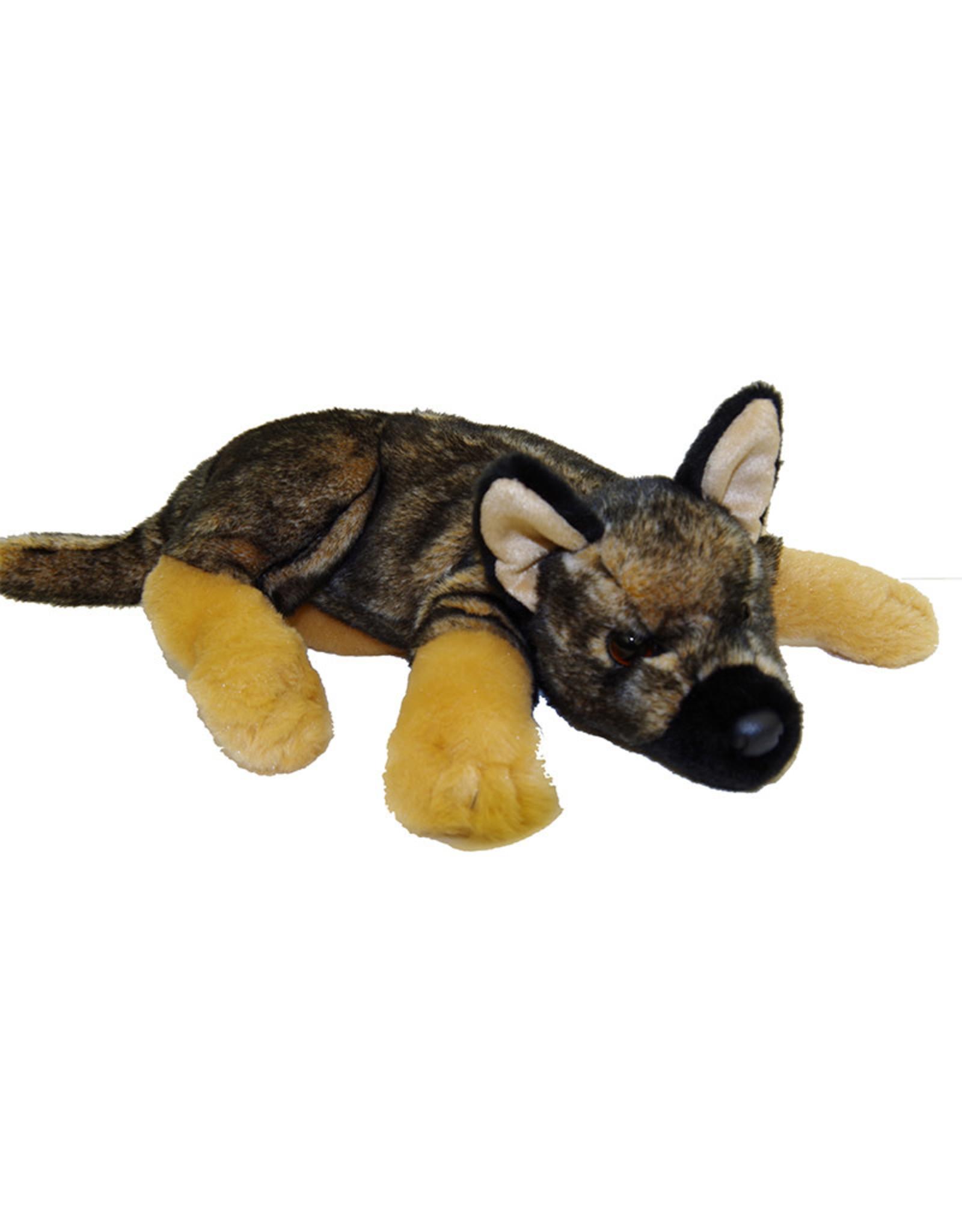 Stuffed Mya German Shepherd