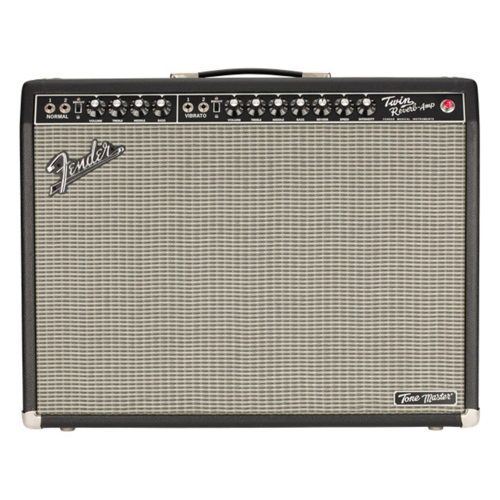 Fender Fender Tone Master Twin Reverb Amp Black