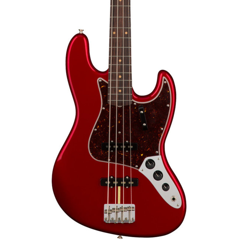 Fender Fender American Original 60's Jazz Bass RW Candy Apple Red