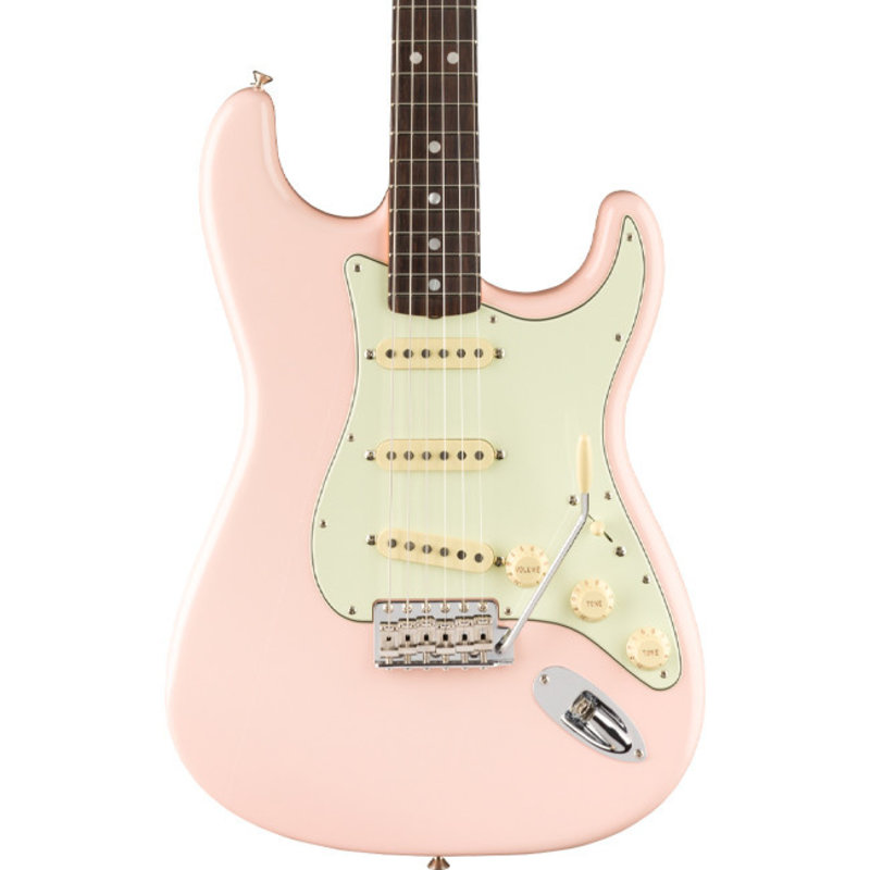 Fender Fender American Original 60's Stratocaster RW Shell Pink