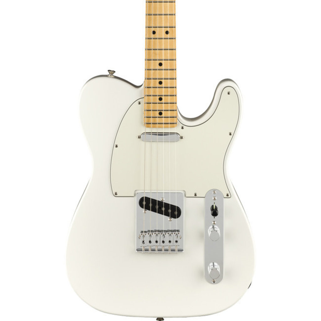 Fender Fender Player Tele MN - Polar White