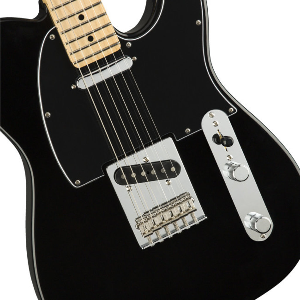 Fender Fender Player Tele MN - Black
