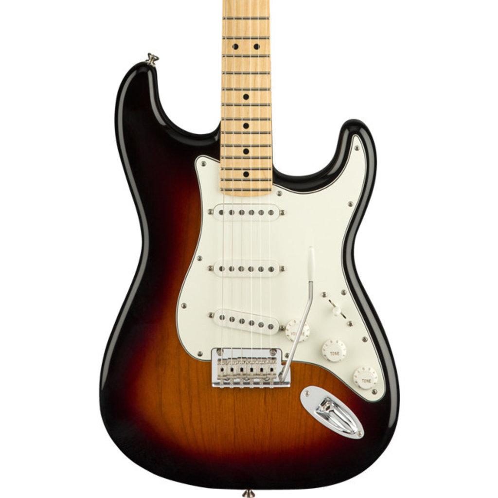 Fender Fender Player Stratocaster MN - 3-Tone Sunburst