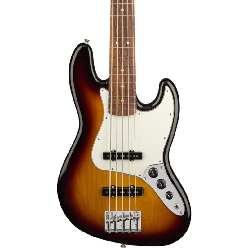 Fender Fender Player Jazz Bass V PF - 3-Tone Sunburst