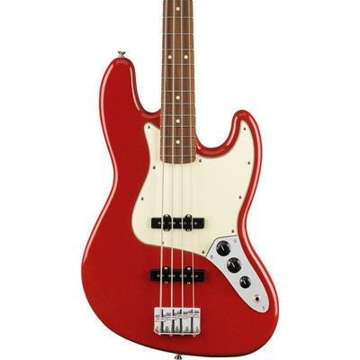 Fender Fender Player Jazz Bass PF Sonic Red