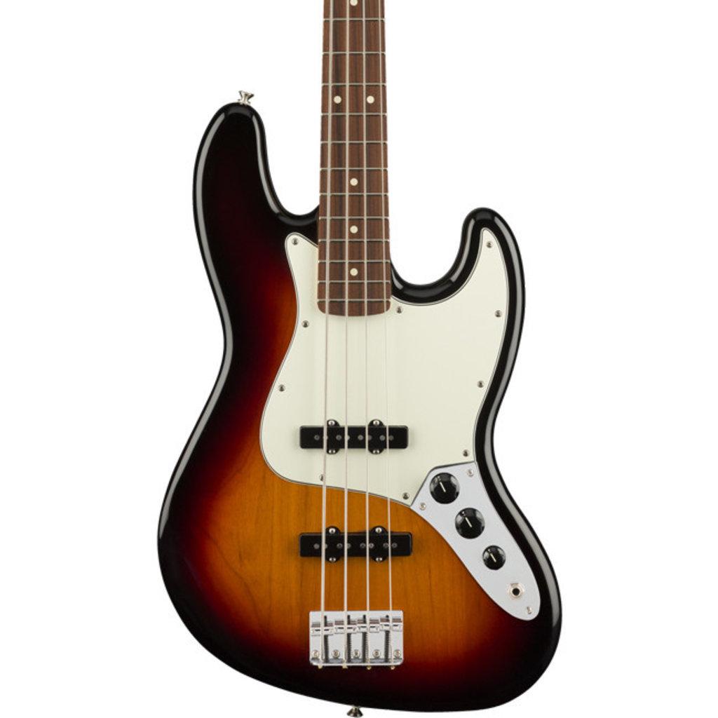 Fender Fender Player Jazz Bass PF - 3-Tone Sunburst