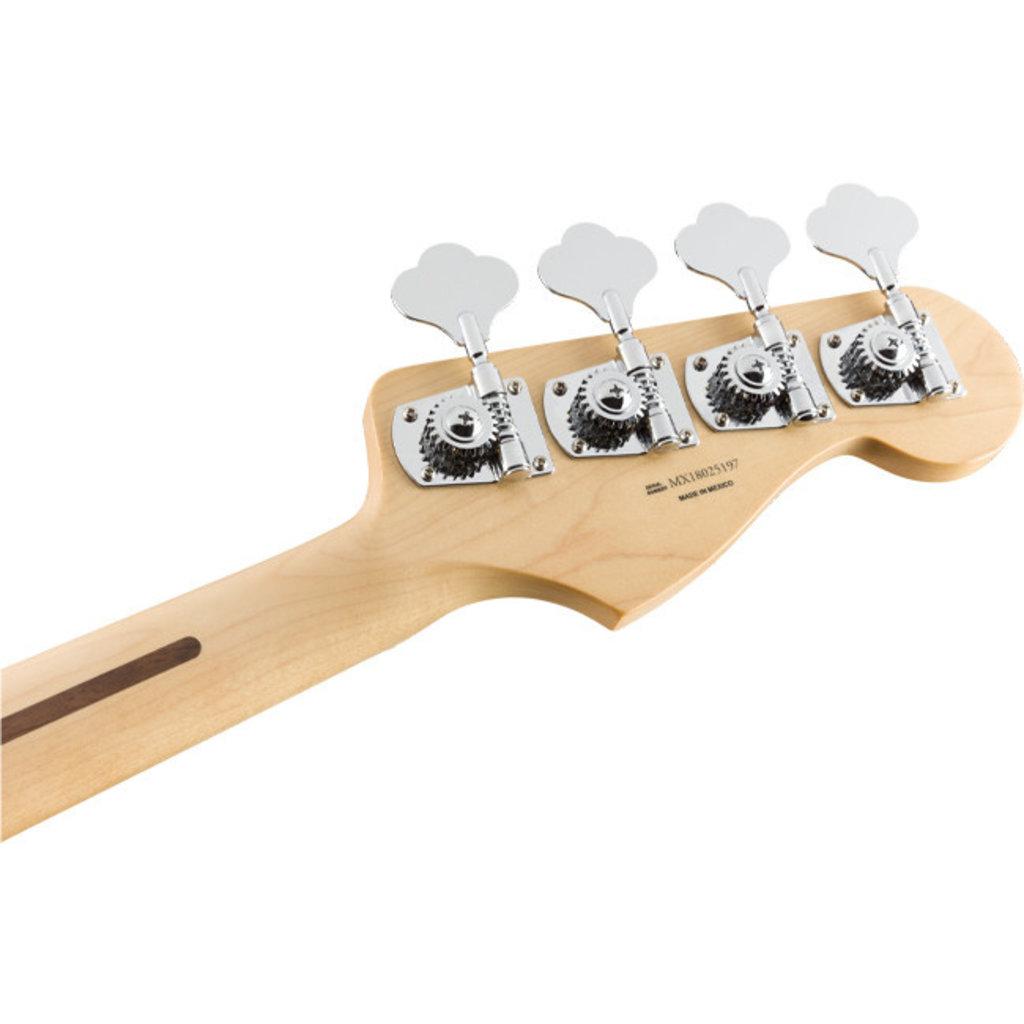 Fender Fender Player Jazz Bass MN Polar White Lefty