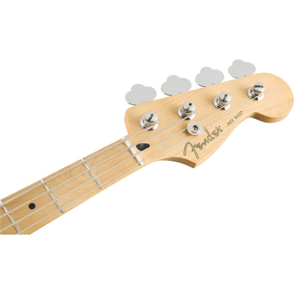 Fender Fender Player Jazz Bass MN Black