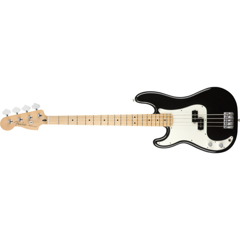 Fender Fender Player Precision Bass MN Black Lefty