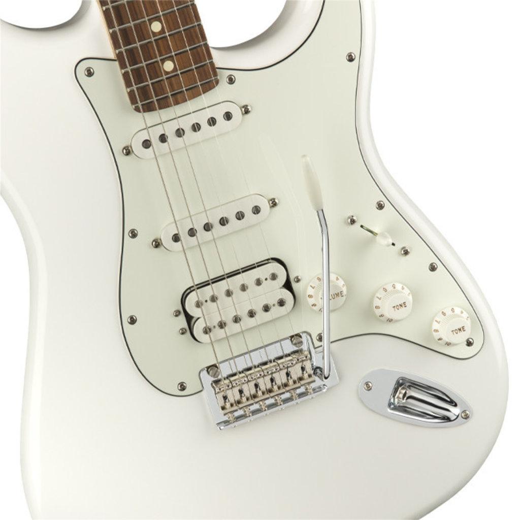 Fender Fender Player Stratocaster HSS PF Polar White
