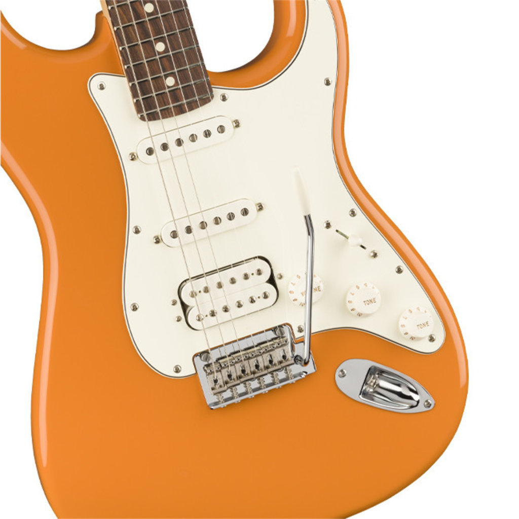 Fender Fender Player Stratocaster HSS PF Capri Orange