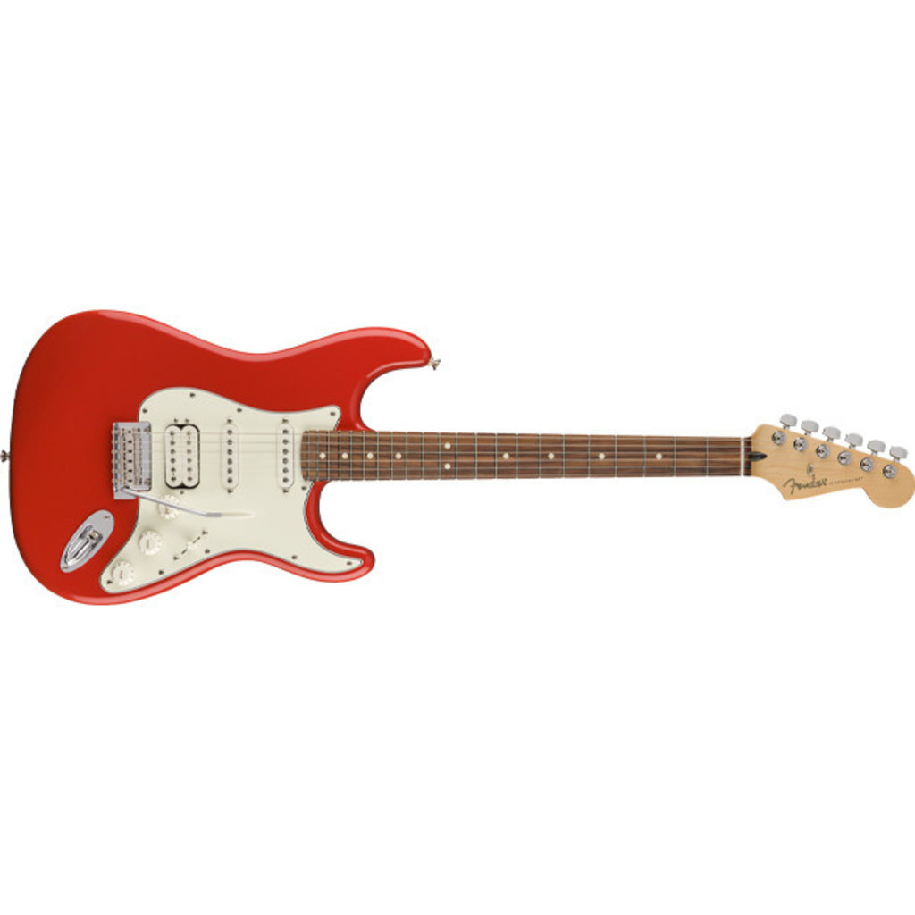 Fender Fender Player Stratocaster HSS PF - Sonic Red