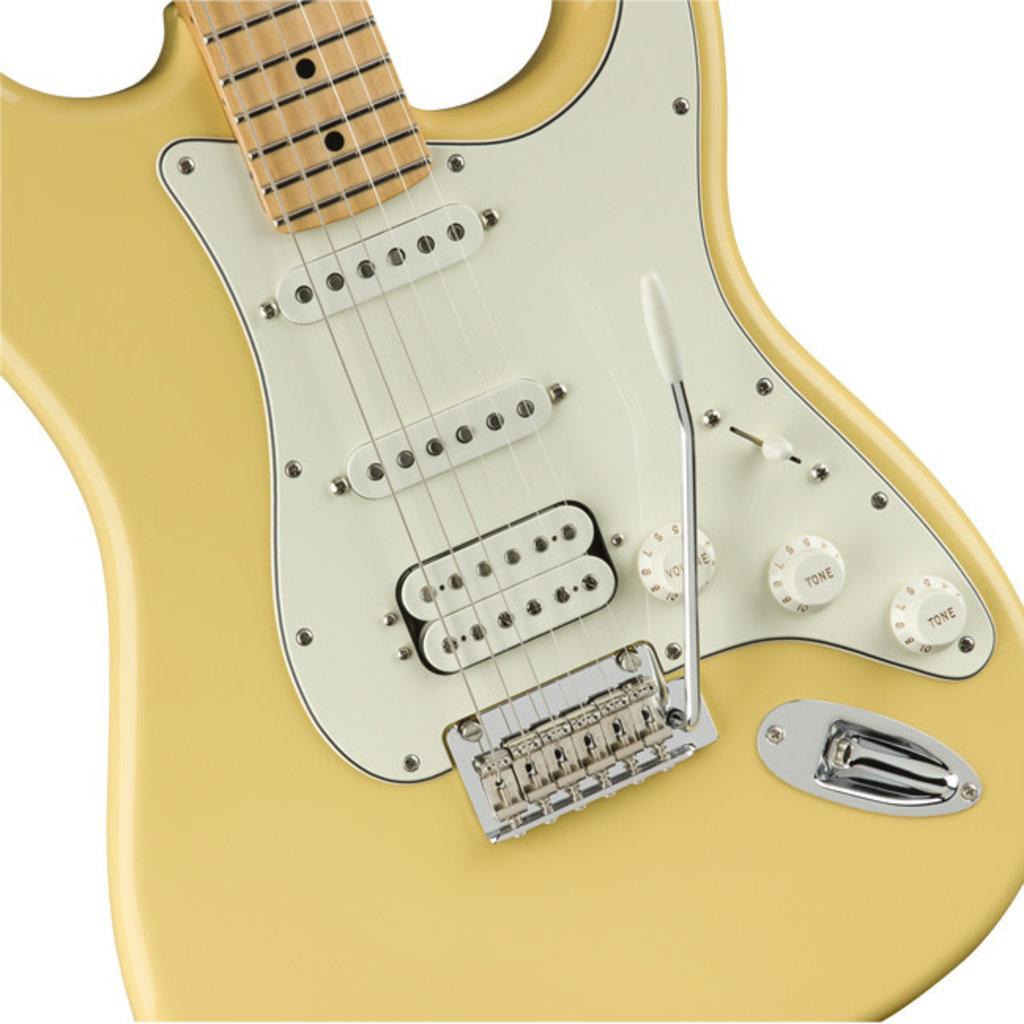 Fender Fender Player Stratocaster HSS MN - Buttercream