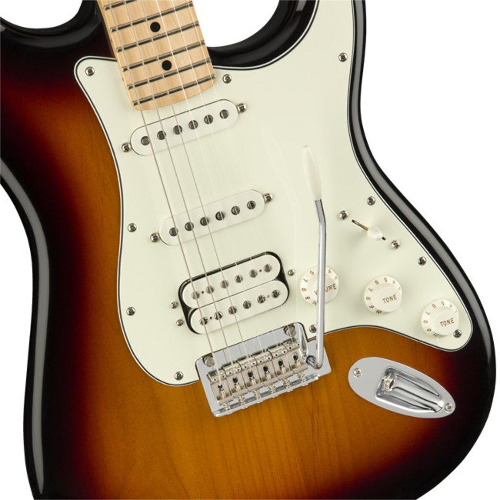 Fender Fender Player Stratocaster HSS MN - 3-Tone Sunburst