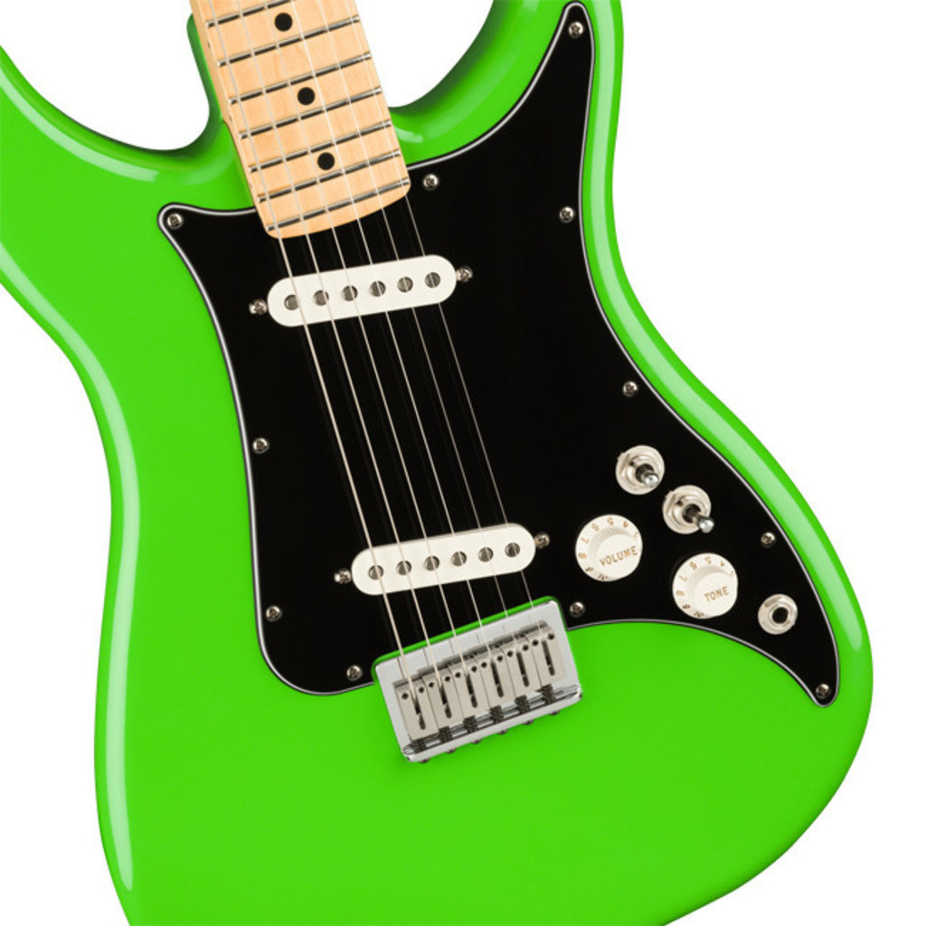 Fender Fender Player Lead II MN Neon Green