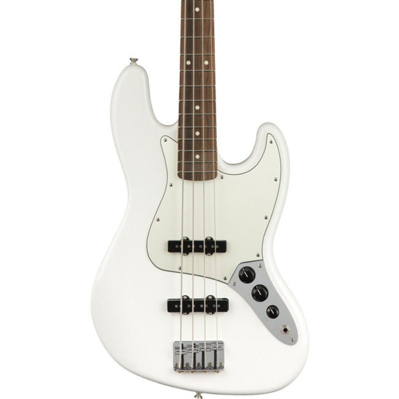 Fender Fender Player Precision Bass PF - Polar White