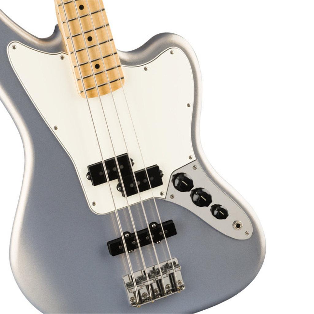 Fender Fender Player Jaguar Bass MN Silver