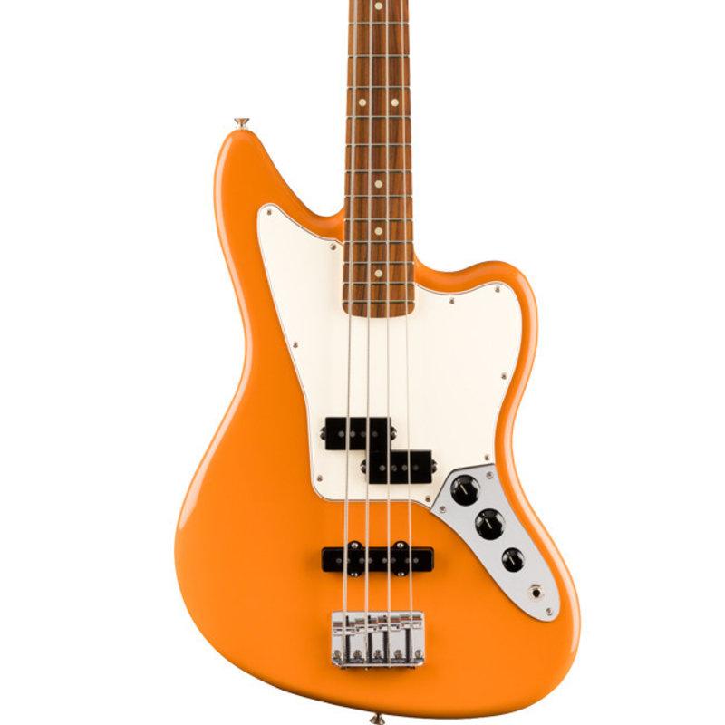 Fender Fender Player Jaguar Bass PF - Capri Orange