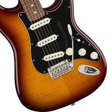 Fender Fender Player Stratocaster +top PF - Tobacco Sunburst