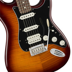 Fender Fender Player Stratocaster HSS +top MN - Tobacco Sunburst
