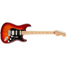 Fender Fender Player Stratocaster HSS +top MN Aged Cherry Burst