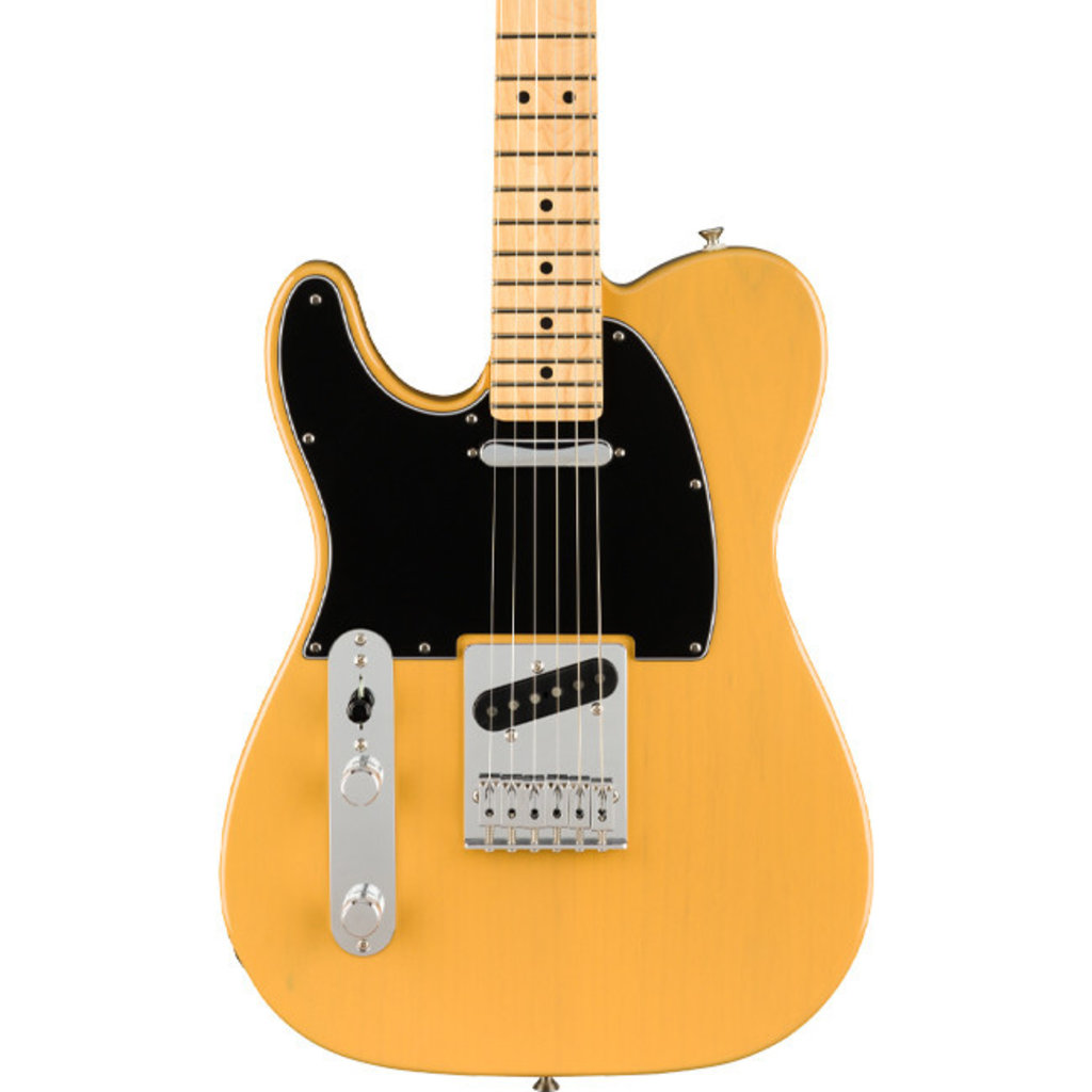 Fender Fender Player Tele MN Left Handed - Butterscotch Blonde