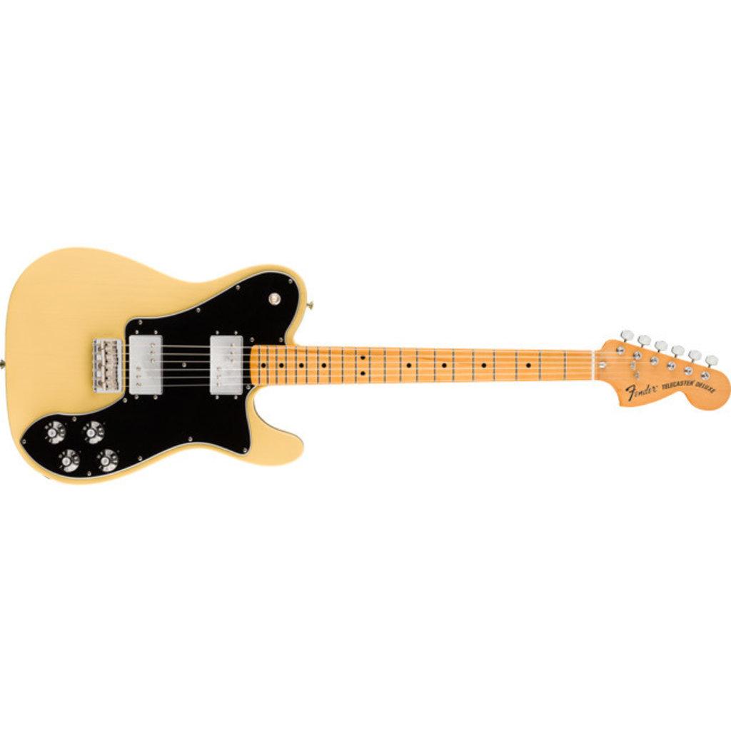 Fender Fender 70's's Vintera Telecaster Deluxe MN Vintage Blonde
