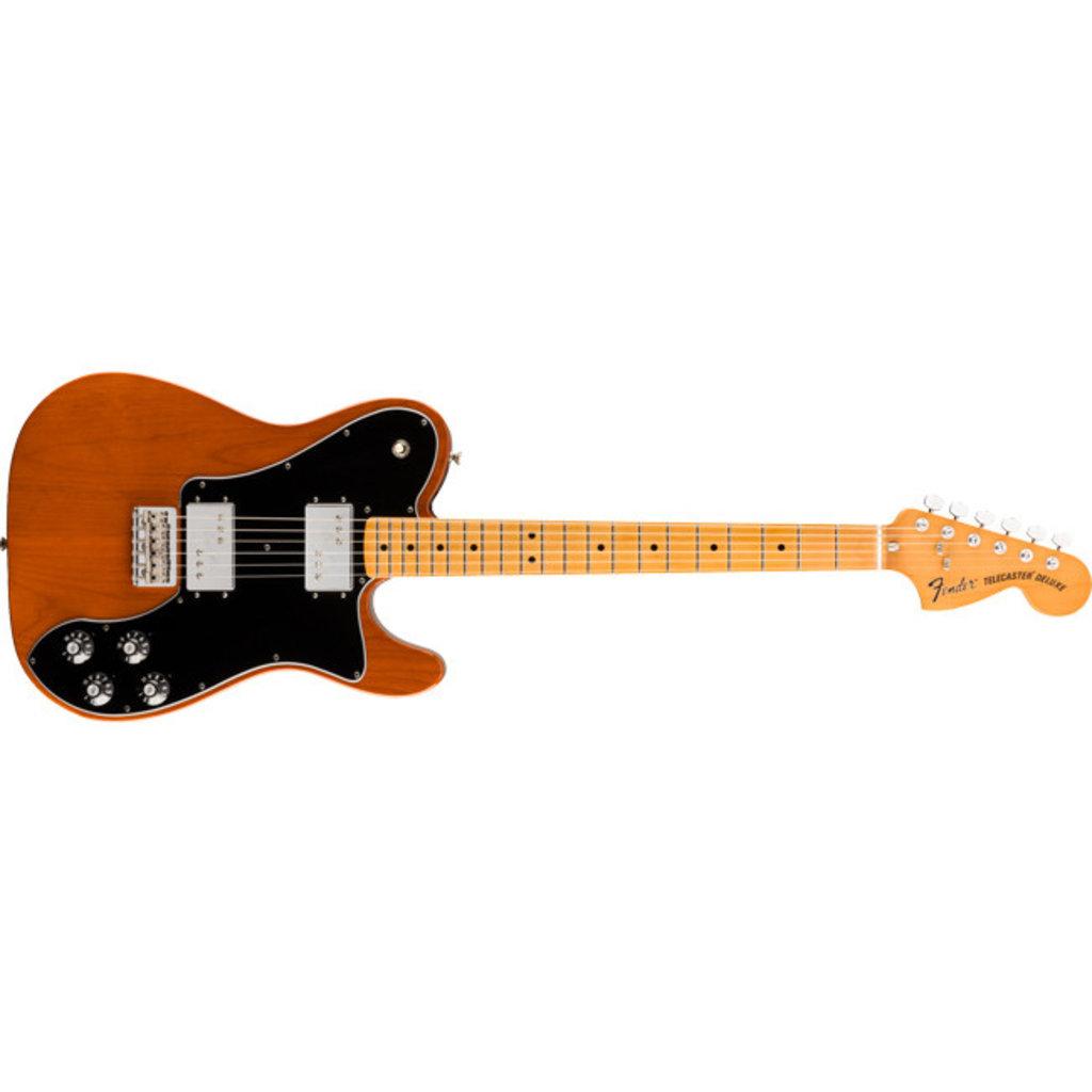 Fender Fender 70's's Vintera Telecaster Deluxe MN Mocha