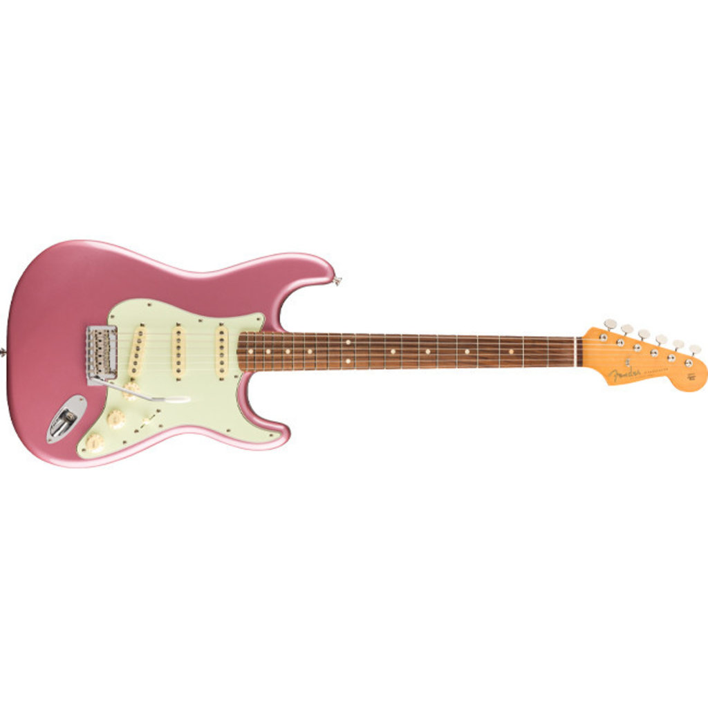 Fender Fender 60's Vintera Stratocaster Modified Burgandy PF