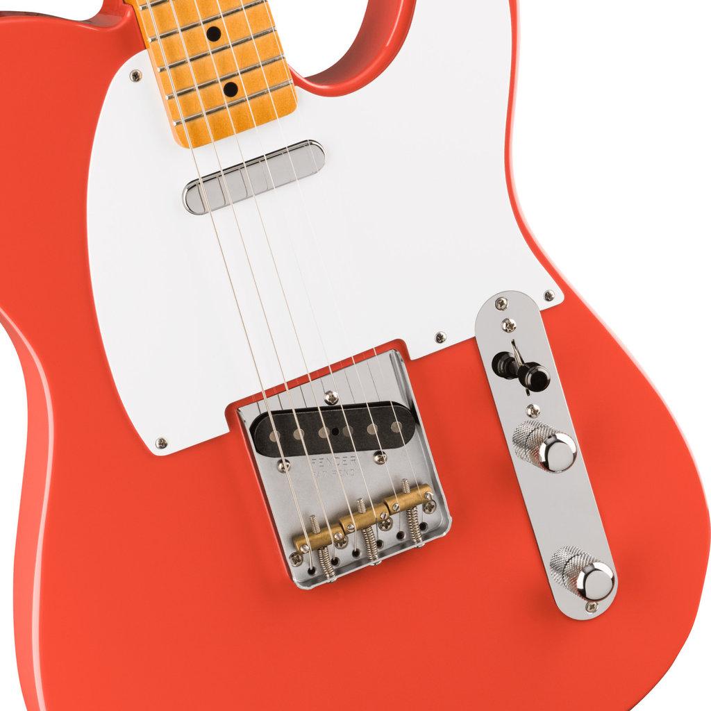 Fender Fender 50's Vintera Tele MP Fiesta Red