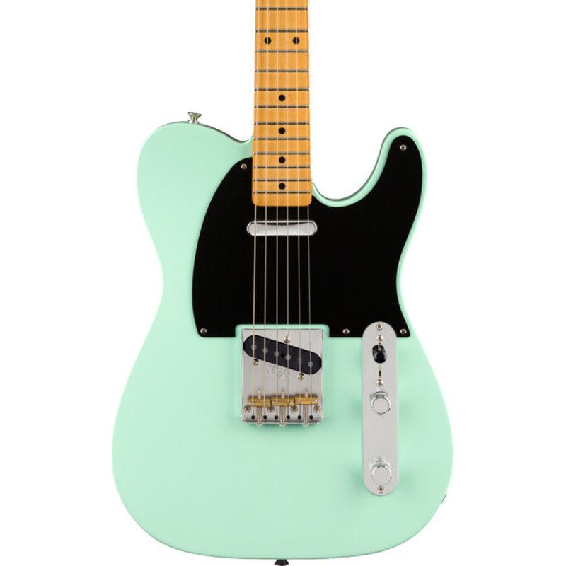 Fender Fender 50's Vintera Tele Modified MP Surf Green