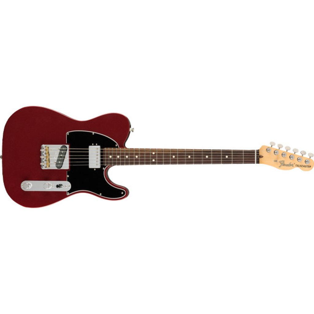 Fender Fender American Performer Tele Hum RW Aub