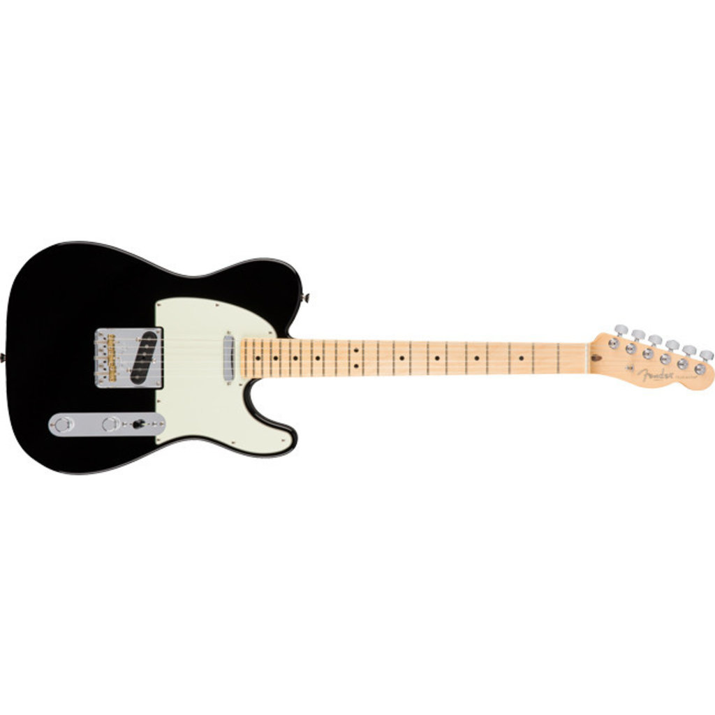 Fender Fender American Pro Tele MN Black