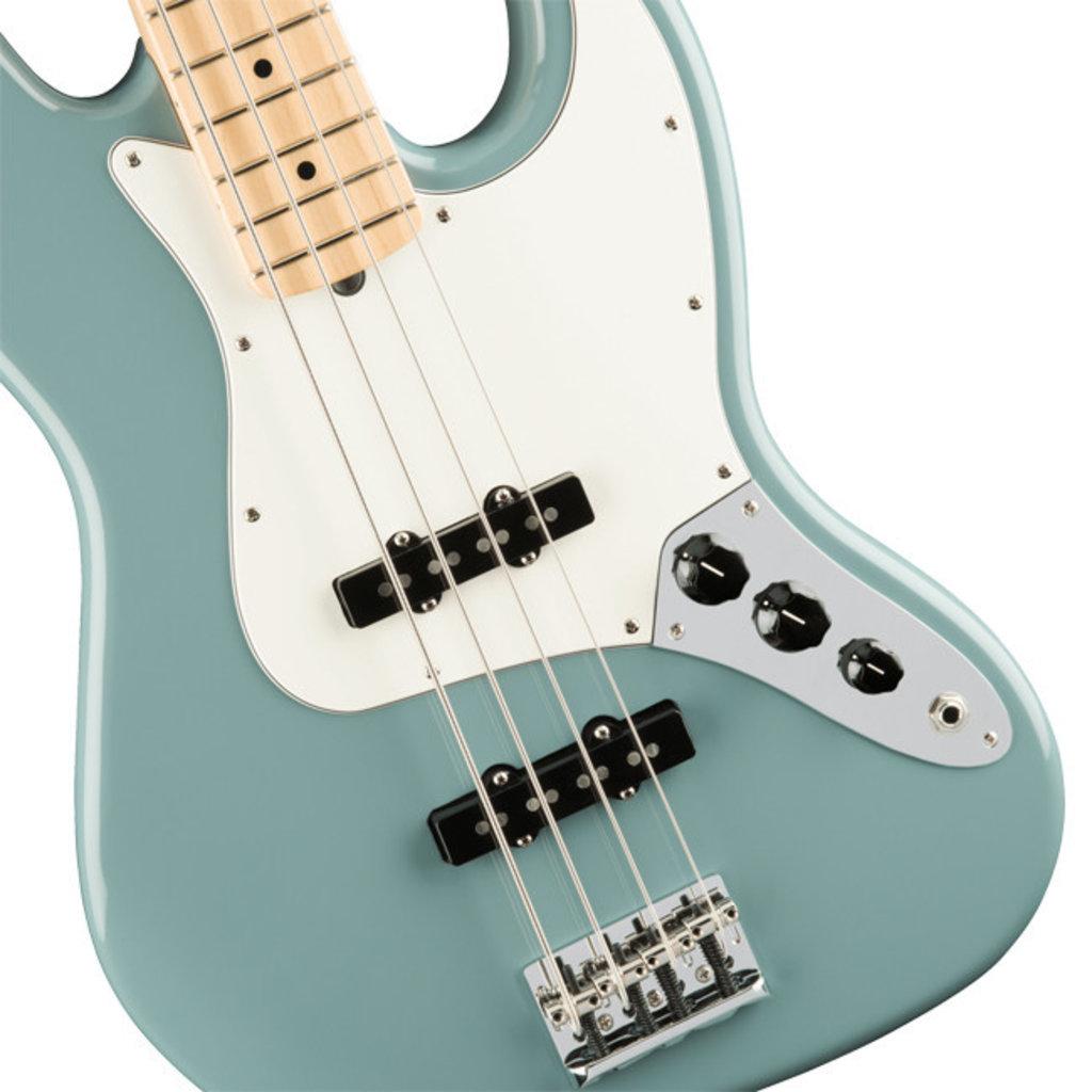 Fender Fender American Pro Jazz Bass MN Sonic Gray