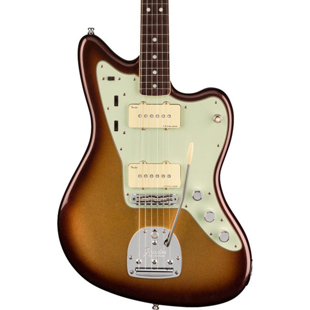 Fender Fender American Ultra Jazzmaster RW Mocha Burst
