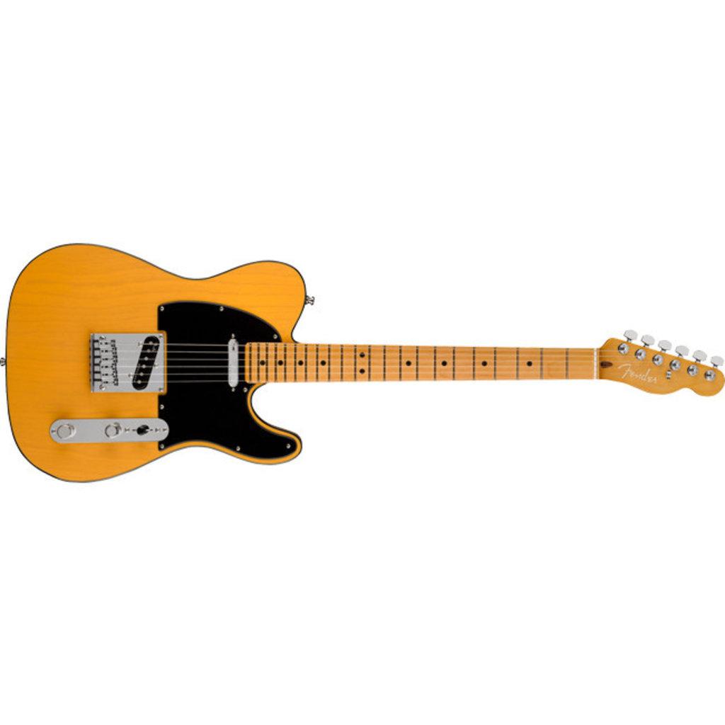 Fender Fender American Ultra Tele MN - Butterscotch Blonde