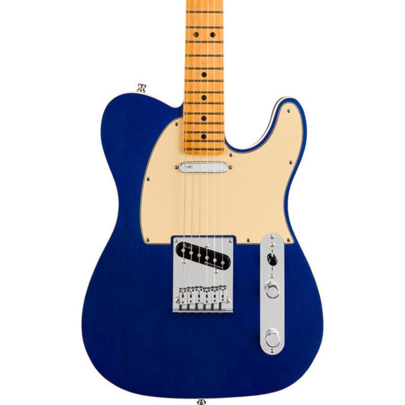 Fender Fender American Ultra Tele MN - Cobra Blue