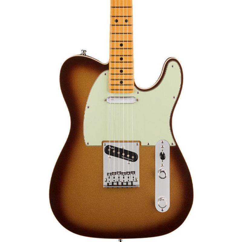 Fender Fender American Ultra Tele MN - Mocha Burst