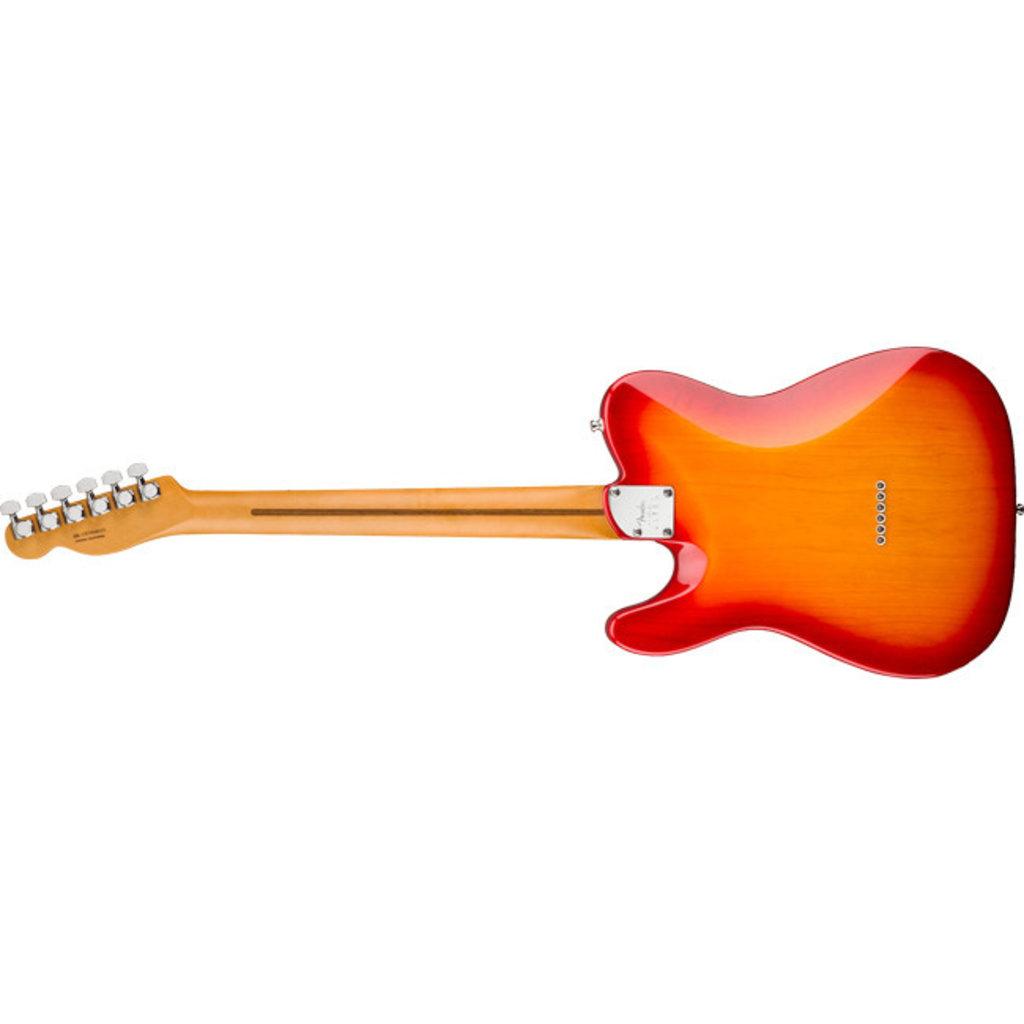 Fender Fender American Ultra Tele MN Plasma Red Burst