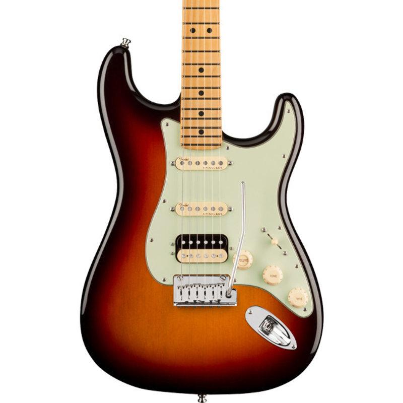Fender Fender American Ultra Stratocaster HSS MN - Ultra-Burst