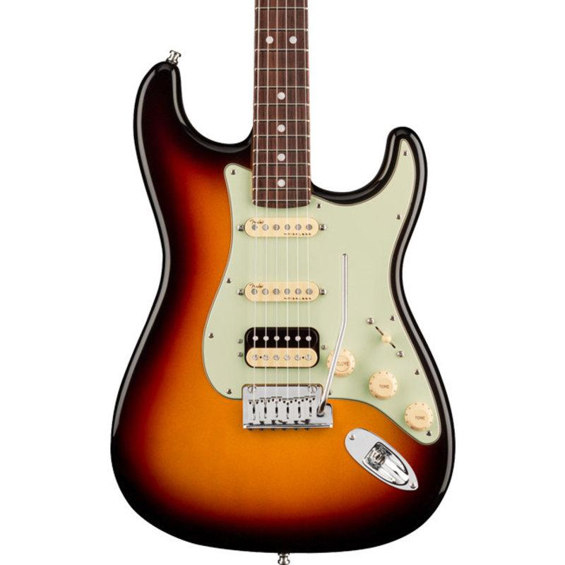 Fender Fender American Ultra Stratocaster HSS RW - Ultra-Burst